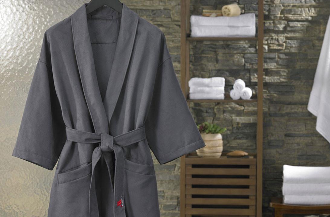 9e3aa30b4e Microfiber Robe - Marriott Hotel Store