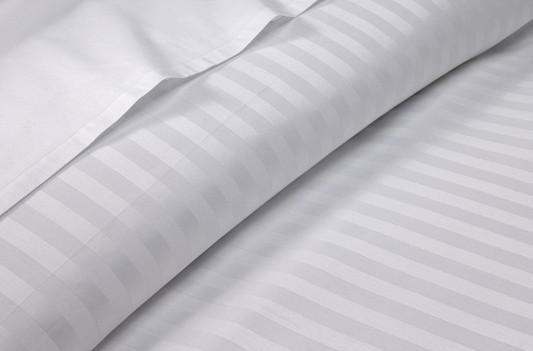 Satin Bettdeckenbezug