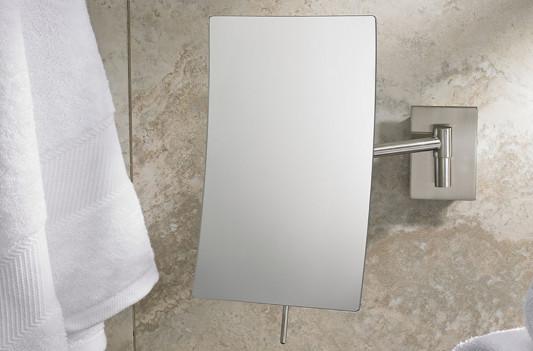 Miroir Mural De Courtoisie